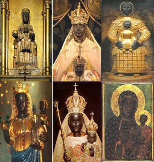 black madonna compilatie