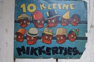 blackface 10 little niggers