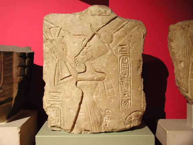ph.nefertiti ashmolean museum