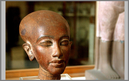ph.nefertiti daughter egyptische museum