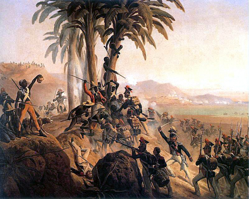 haiti Battle_for_Palm_Tree_Hill