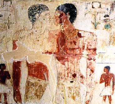 ph. mastaba of niankhmun and his brother