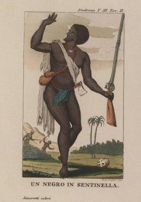 suriname un_negro_in_sentinella