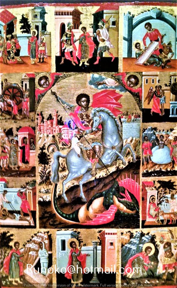 jesus crete paintings 16th century