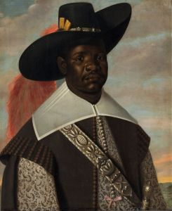 word jasper jeronimus beckx portret van dom miguel de castro 1634